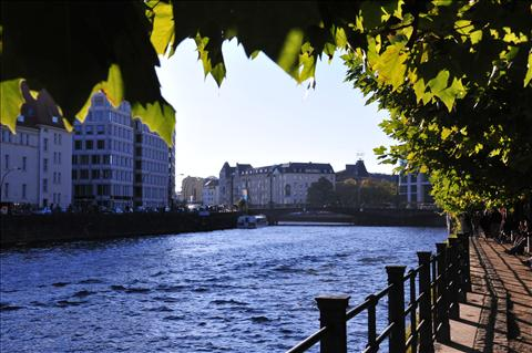Berlin river