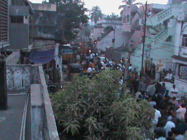 MUKKOTI UTSAVALU AT BHADRACHALAM TEMPLE TOWN....