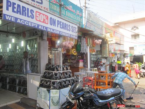 Pearl stores, Hyderabad