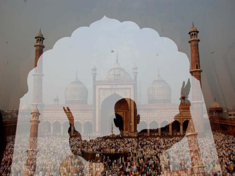 namaz on the occasion of Eid-ul-Zuha festival