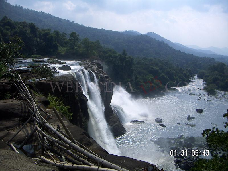 Beauty of Athirappilly - Kerala