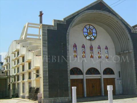 Annai Velankanni Church, Chennai