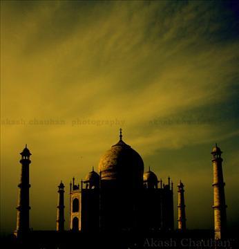 Dream of wonder : TAJ MAHAL