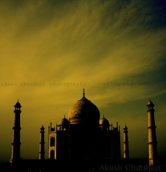 Dream of wonder : TAJ MAHAL