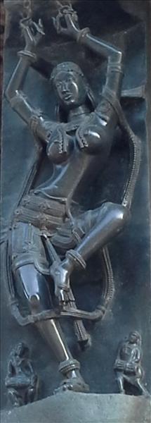 Sculpture on the Pillar
