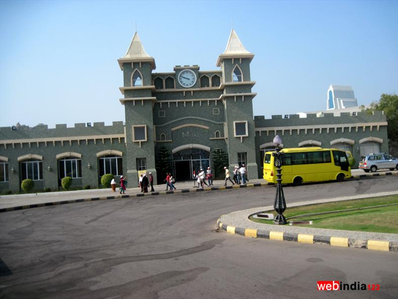 Dil Se theatre at Ramoji Film City