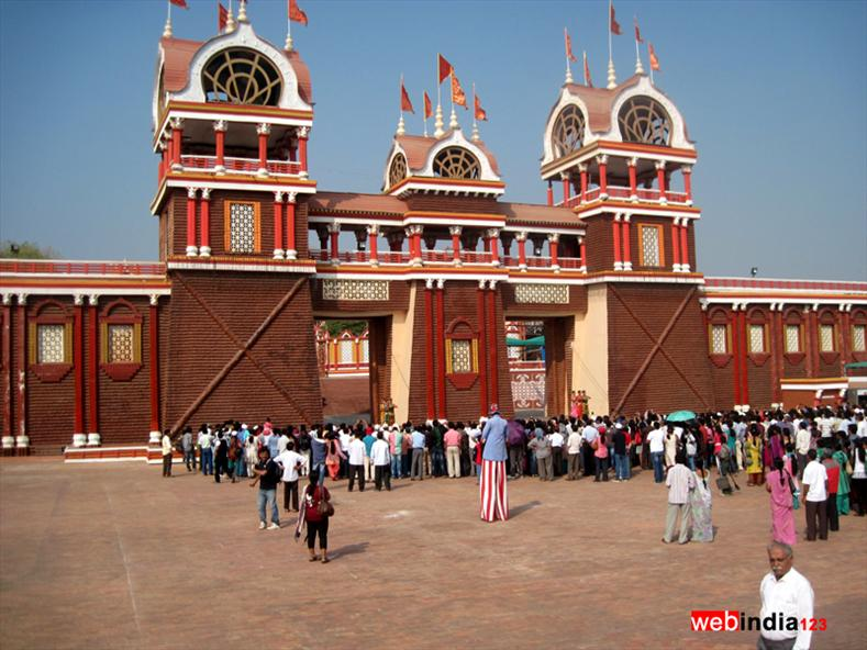 Ramoji Film City in Hyderabad