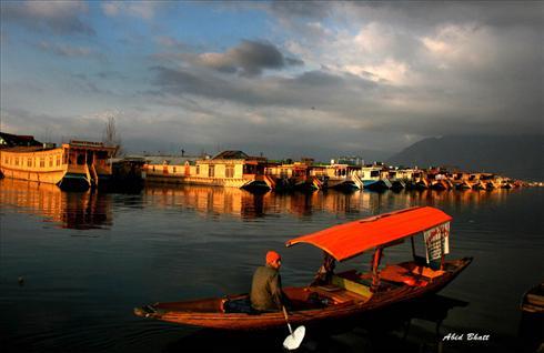 Dal Lake, Kashmir