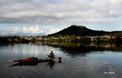 Nigeen Lake, Srinagar