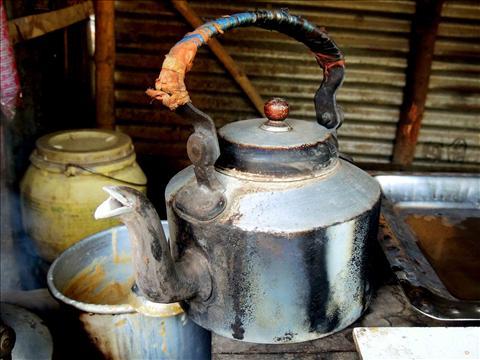 roadside tea
