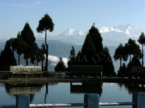 Jorepokhri Lake, West Bengal