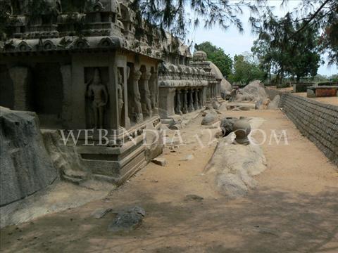 Mahabalipuram,