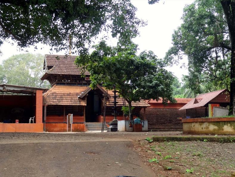 Kadavallur Sreerama Swami Temple