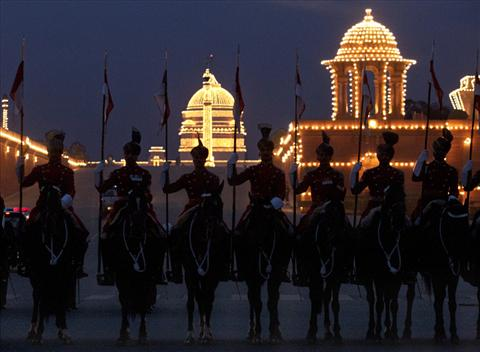 Beating Retreat 2013