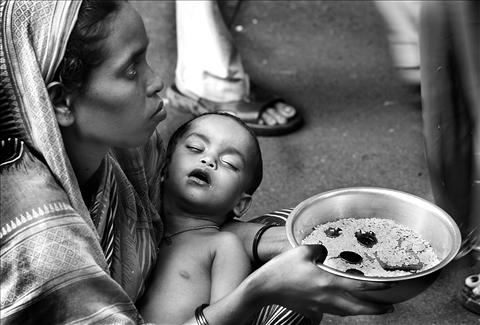 Beggar Mother