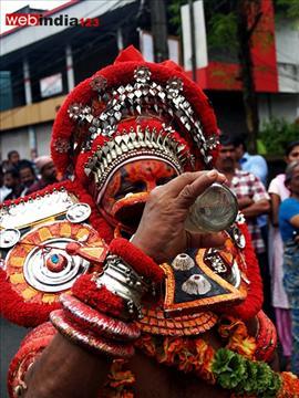 Theyyam,