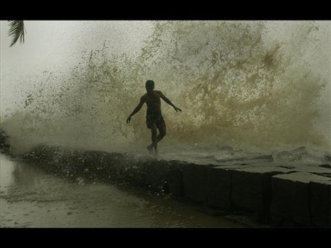 Wave Splash...
