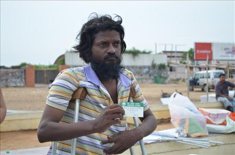 Organ Donation by a Beggar