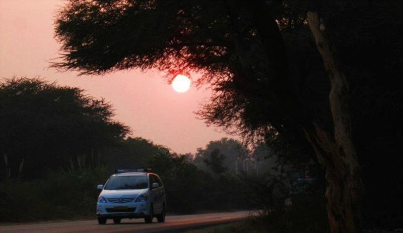 Jaipur highway