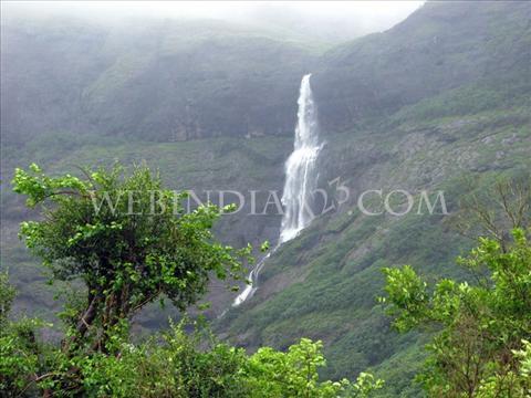 Waterfalls, Maharashtra