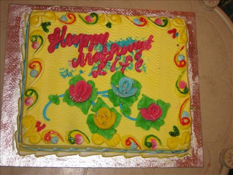 Cake of Marrage