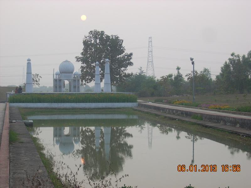 Small Taj Mahal