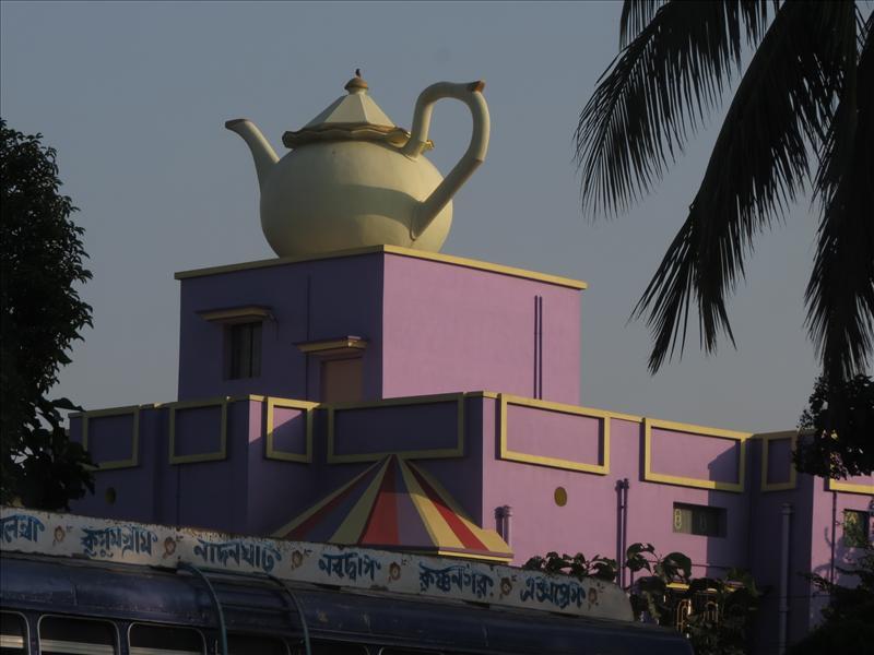 big kettle