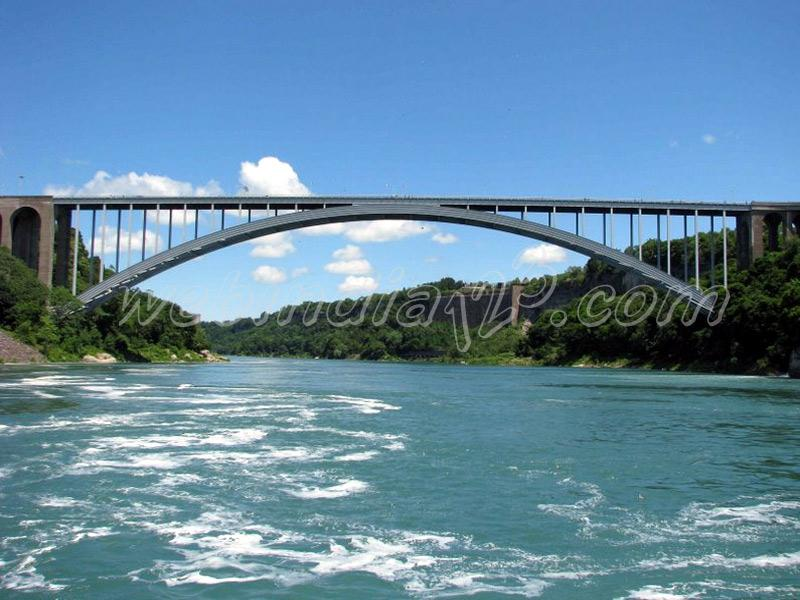 View from the boat, Rainbow Bridge
