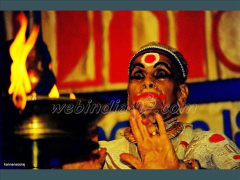 Dance Form - Kerala