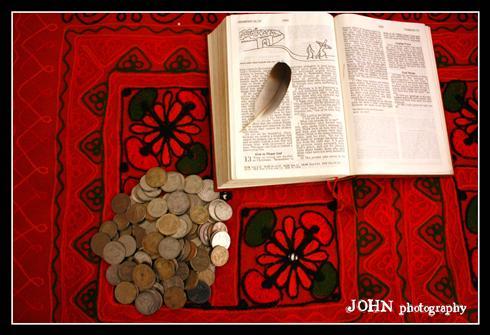 Money and God
