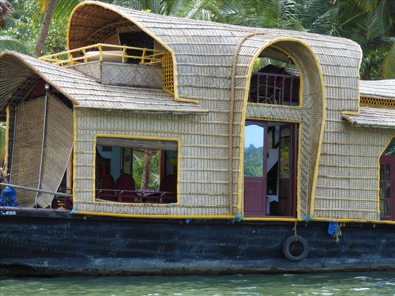 Kumarakom Boat house