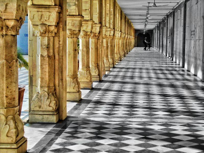 Pillars of Faith.