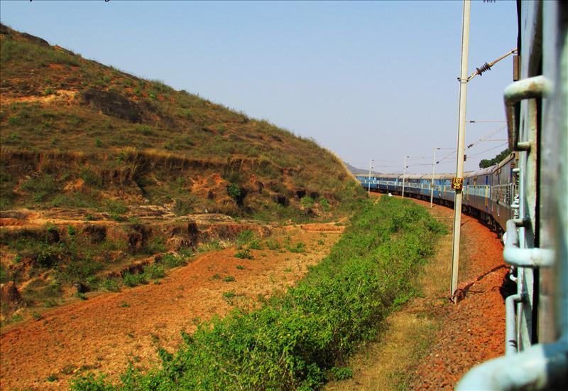 Lonley Train Journey
