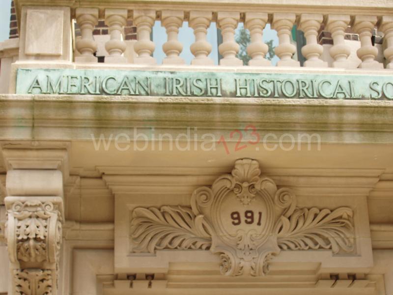 American Irish Historical Society, New York City