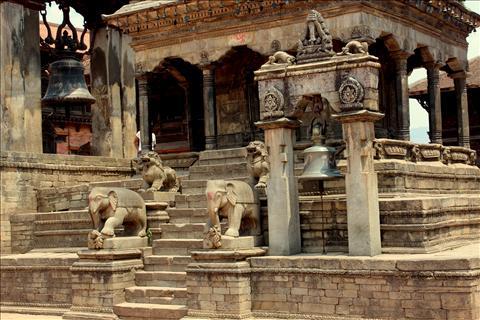 Bhaktapur Temple