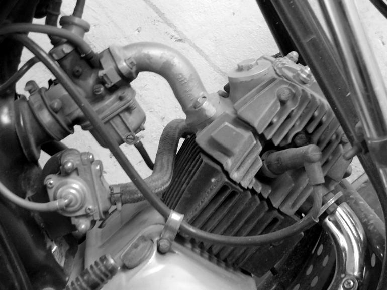 hero honda cd 100ss engine