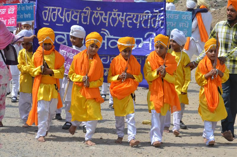 Birth anniversary of Guru Amar Das in Amritsar