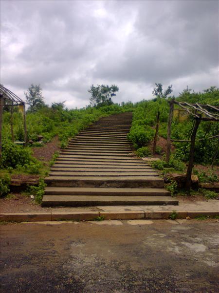 Steps to Sky...