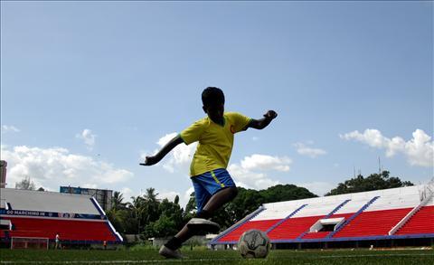 FIFA in Bangalore 2014