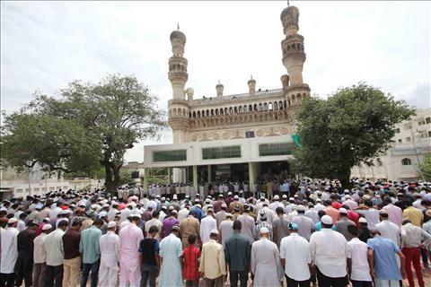 Jamia Masjid Qutub Shahi at Hyderabad