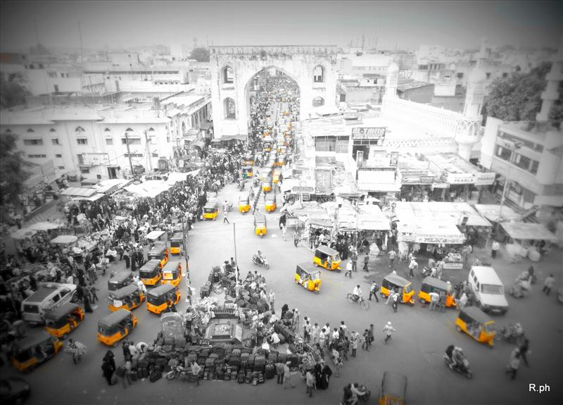 Hyderabad Yellow View