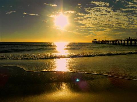Witness for never ending Love...Ocean and Sky