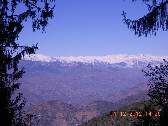 beauty of himalayas