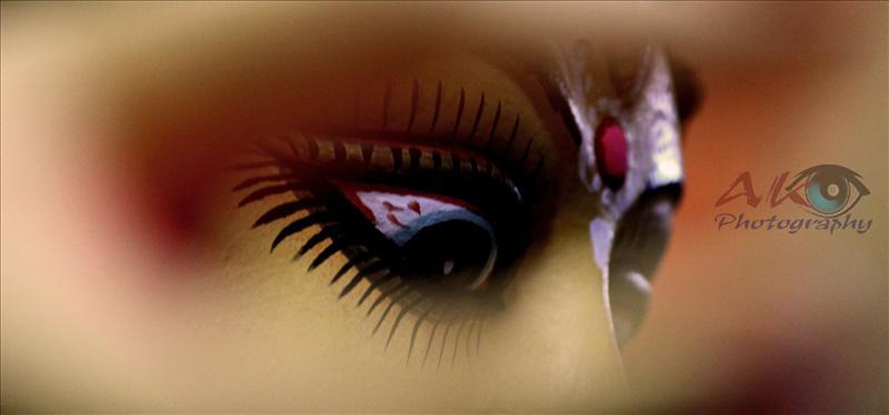 eyes reflect emotions