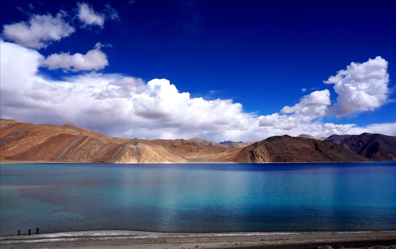 Beauty of Pangong