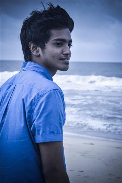 A Beach Lover