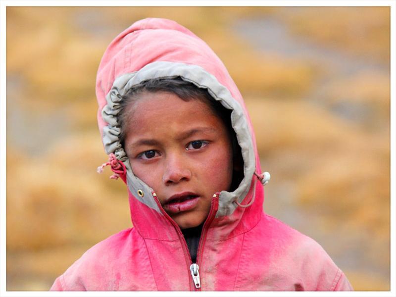 childhood of leh ladakh