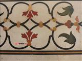 Marble Work at Taj Mahal