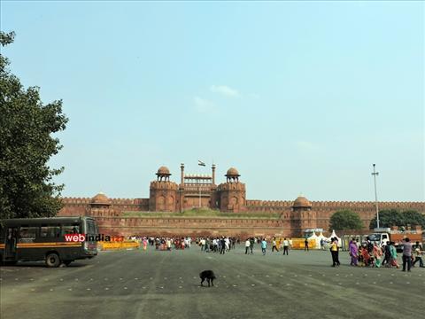 Lal Qila (Red Fort)
