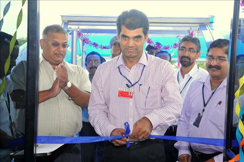 Inauguration of Cochin Port Container Freight Station
